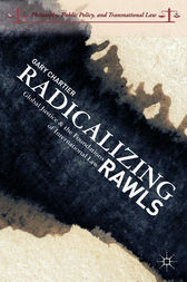 Radicalizing Rawls by Gary Chartier