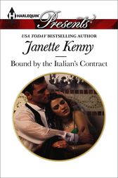 Bound by the Italian's Contract by Janette Kenny