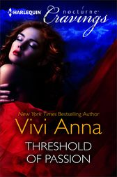 Threshold of Passion by Vivi Anna
