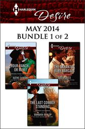 Harlequin Desire May 2014 - Bundle 1 of 2 by Kathie DeNosky