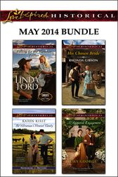 Love Inspired Historical May 2014 Bundle by Linda Ford