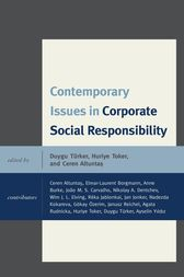 Contemporary Issues in Corporate Social Responsibility by Duygu Turker