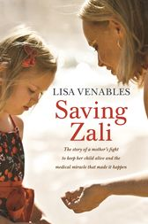 Saving Zali by Lisa Venables