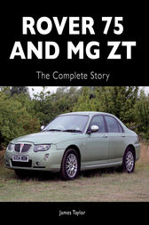 Rover 75 and MG ZT by James Taylor