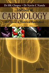 Textbook of Cardiology by H. K. Chopra