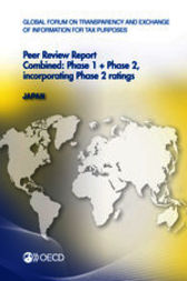Global Forum on Transparency and Exchange of Information for Tax Purposes: Peer Reviews: Japan 2013 by OECD Publishing