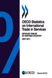 OECD Statistics on International Trade in Services, Volume 2013 Issue 2 by OECD Publishing