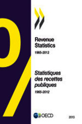 Revenue Statistics 2013: 1966-2012 by OECD Publishing