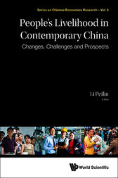 People's Livelihood in Contemporary China by Li Peilin