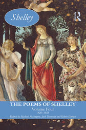 The Poems of Shelley: Volume Four by Michael Rossington