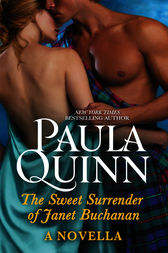 The Sweet Surrender of Janet Buchanan by Paula Quinn