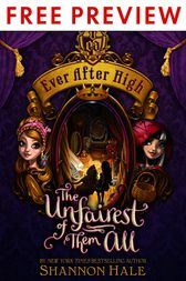 ever after high the unfairest of them all pdf