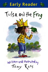Tulsa and the Frog by Tony Ross