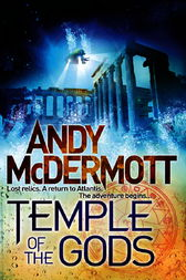 Temple of the Gods (Wilde/Chase 8) by Andy McDermott