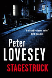 Stagestruck by Peter Lovesey