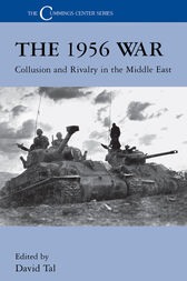 The 1956 War by David Tal