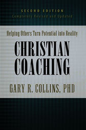 christian counseling by gary r collins Salvation, the biblical model for christian counseling : a theology and strategy for biblical counseling.