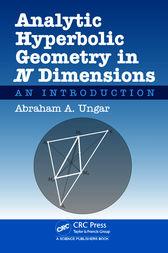Analytic Hyperbolic Geometry in N Dimensions
