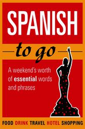 Spanish to go by Various Authors