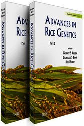 Advances in Rice Genetics (In 2 Parts)