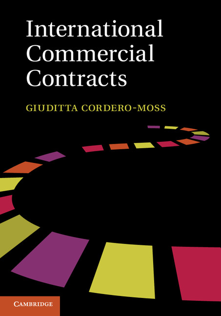 Download Ebook International Commercial Contracts by Giuditta Cordero-Moss Pdf