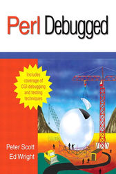 Perl Debugged by Peter Scott