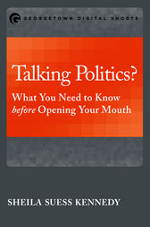 Talking Politics? by Sheila Suess Kennedy