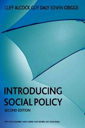introduction to social policy