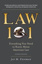 Law 101 by Jay Feinman