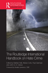 The Routledge International Handbook on Hate Crime by Nathan Hall