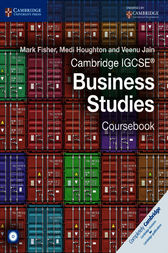 Cambridge IGCSE® Business Studies Coursebook Digital Edition by Mark Fisher