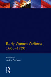 Early Women Writers by Anita Pacheco