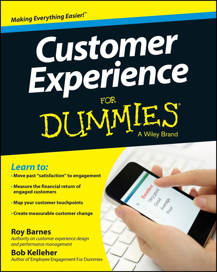 Download Ebook Customer Experience For Dummies by Roy Barnes Pdf