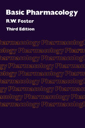 Basic Pharmacology by R W Foster