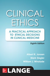 Clinical Ethics, 8th Edition by Albert R. Jonsen