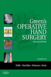 Green's Operative Hand Surgery: The Pediatric Hand E-Book by Scott W. Wolfe