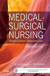 Medical-Surgical Nursing - E-Book by Donna D. Ignatavicius