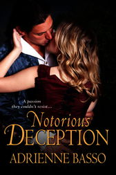 Notorious Deception by Adrienne Basso