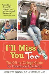 I'll Miss You Too by Margo E Ewing Woodacre