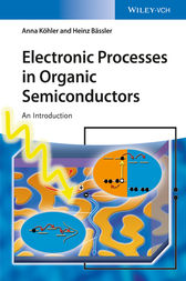 Electronic Processes in Organic Semiconductors by Anna Köhler