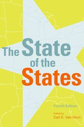 The State of the States by Carl E. Van Horn