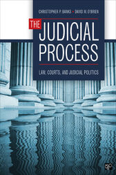 The Judicial Process by Christopher P. Banks