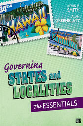 Governing States and Localities by Kevin B. Smith