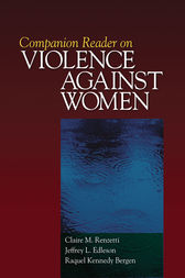 Companion Reader on Violence Against Women by Claire M. Renzetti