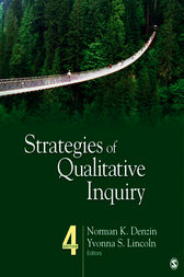 Strategies of Qualitative Inquiry by Norman K. Denzin