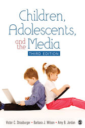 Children, Adolescents, and the Media by Victor C. Strasburger