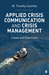 Applied Crisis Communication and Crisis Management by Timothy Coombs