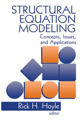 Structural Equation Modeling by Rick H. Hoyle