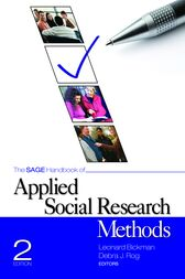 The SAGE Handbook of Applied Social Research Methods by Leonard Bickman