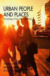 Urban People and Places by Daniel J. (Joseph) Monti